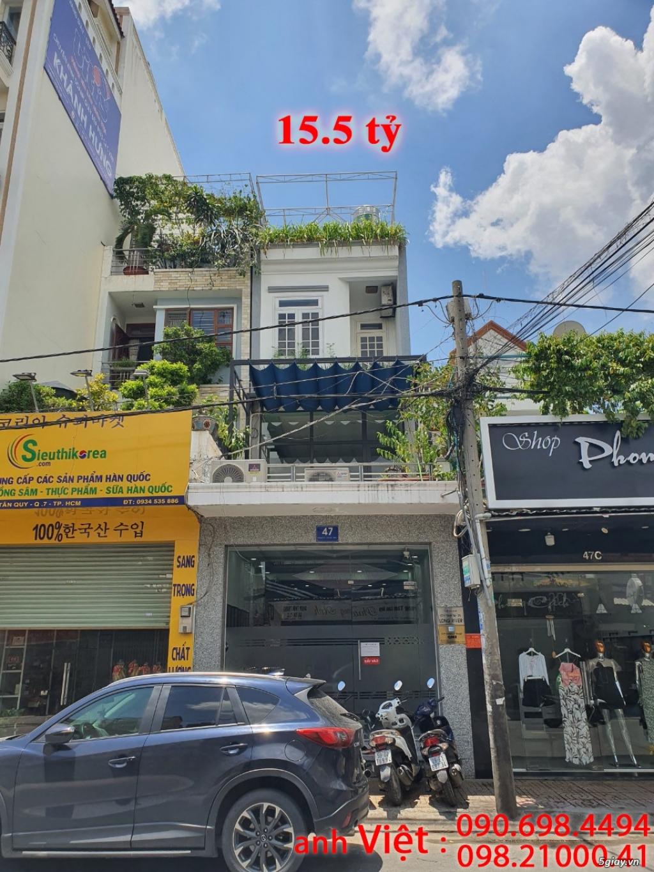 Chính chủ bán Nhà Mặt Tiền số 47, đường 37, p.Tân Quy, Quận 7, Tp.HCM - 1