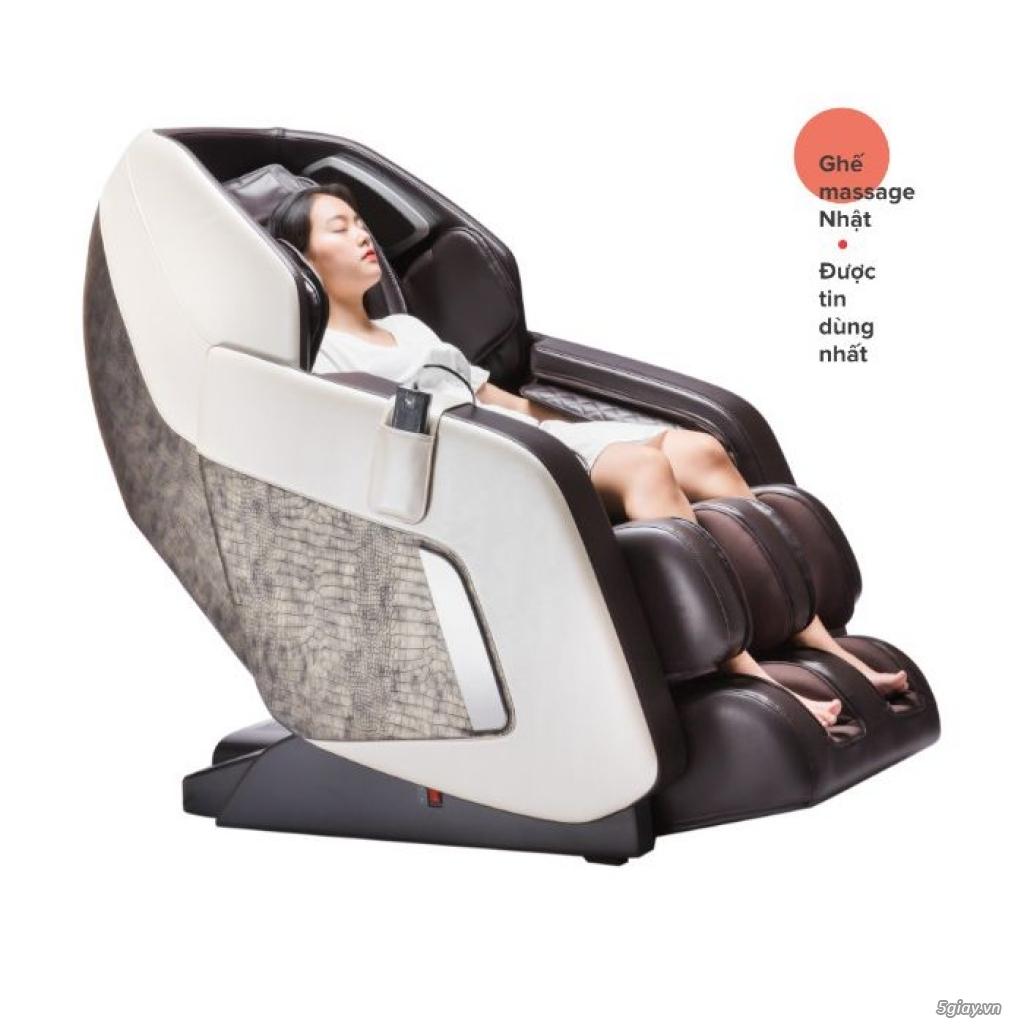 Ghế Massage toàn thân giá rẻ tại Cầu Giấy Max699pro - Maxcare Home