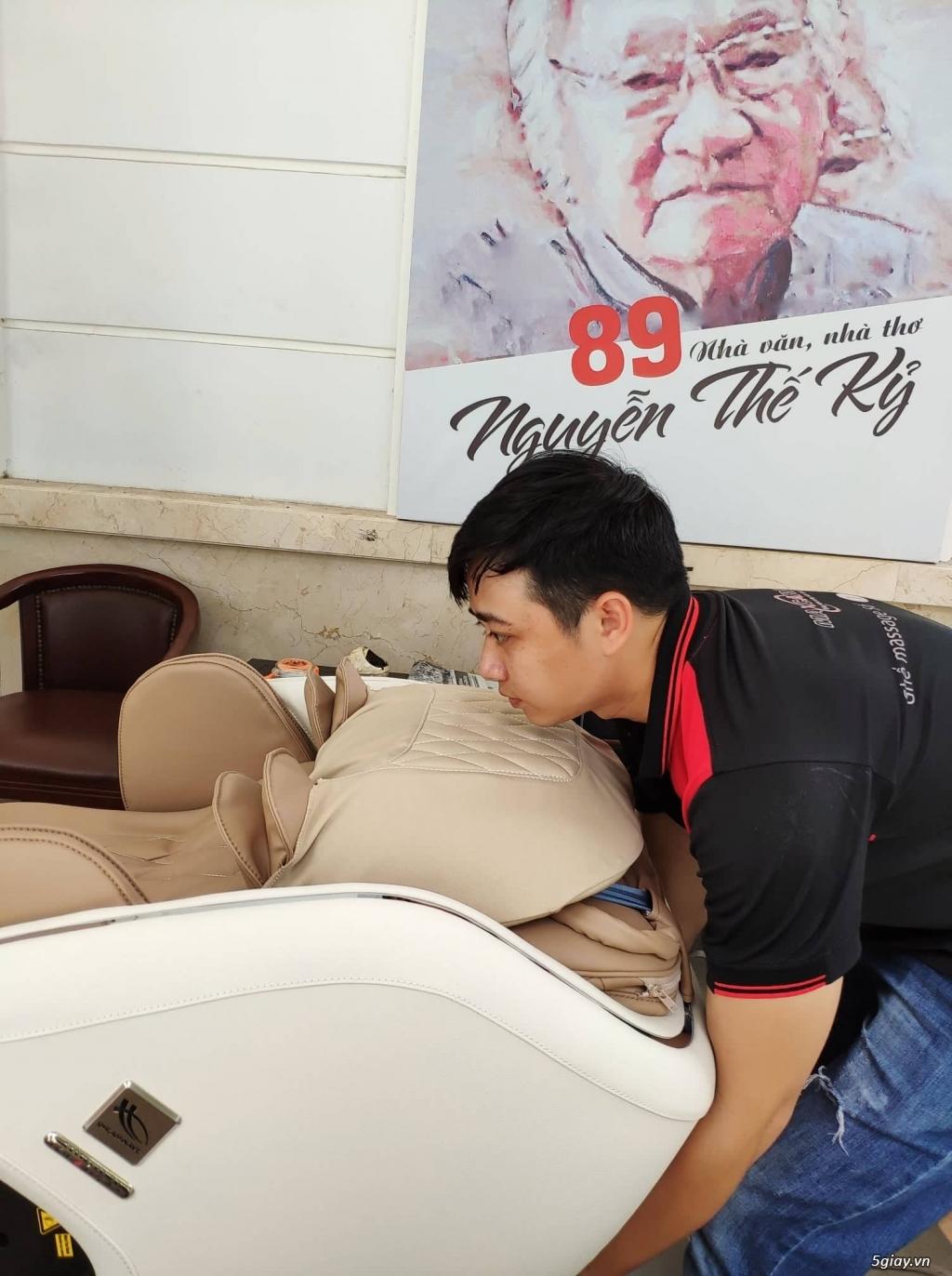 Sửa chửa Ghế Massage tại cầu giấy | Maxcare Home - 6