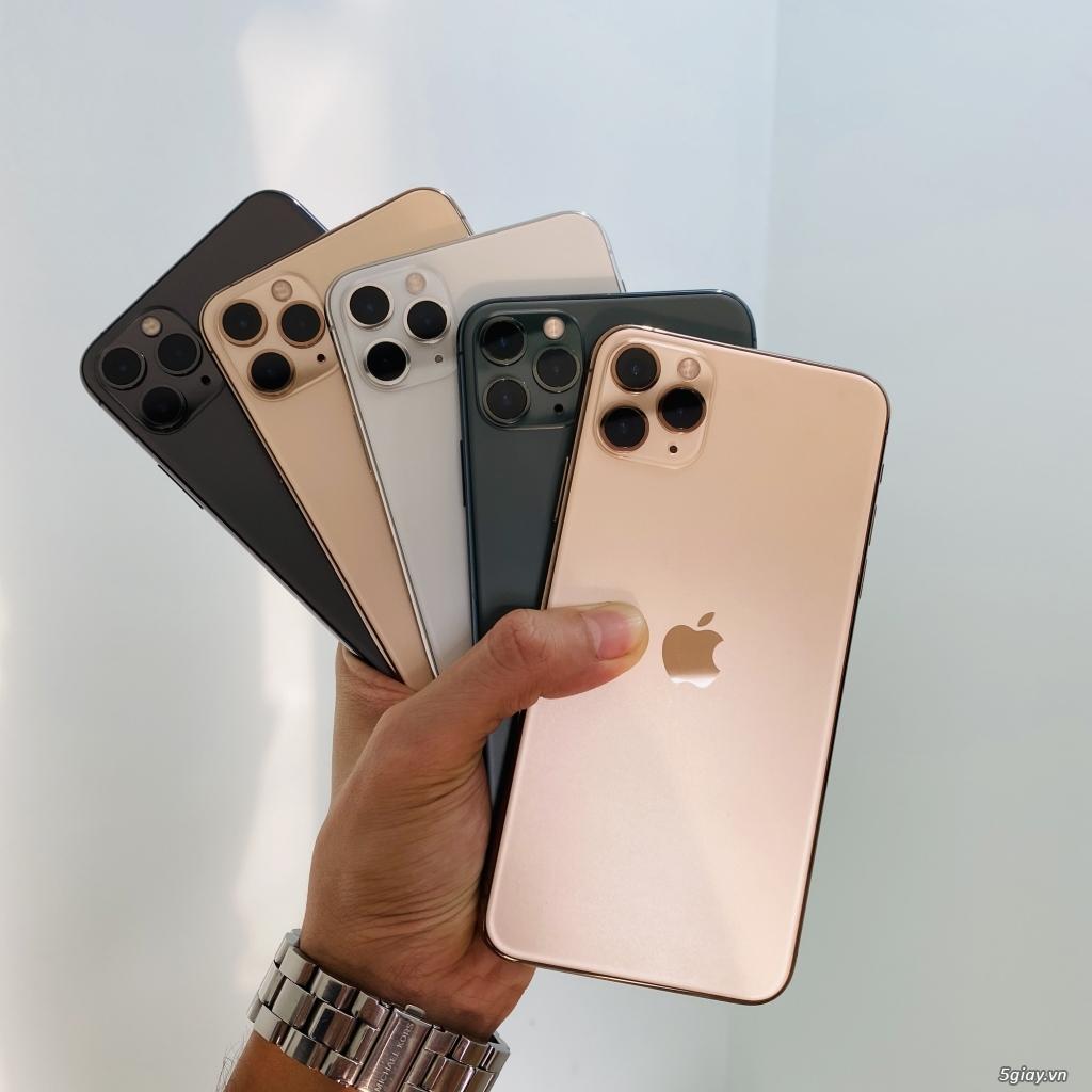Apple iPhone 11 Pro 256GB Nhập Khẩu chính hãng like new - 2