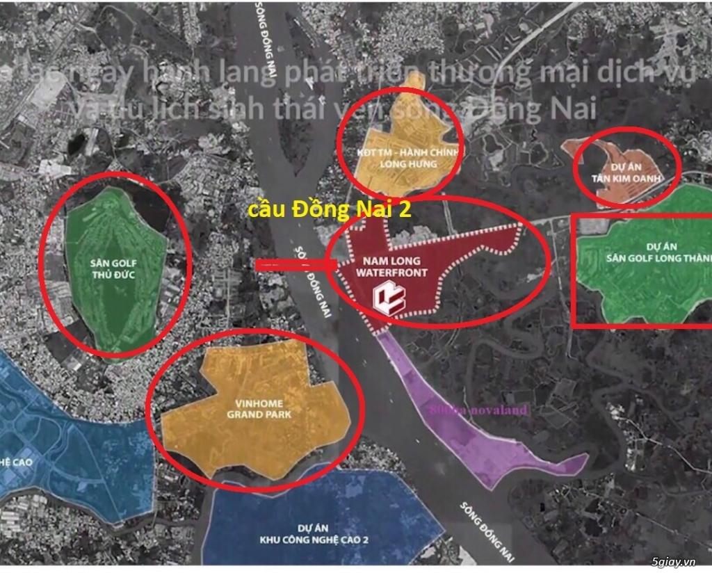 Đất nền, Biệt thự Biên Hòa NewCity  sân Gôn liền kề Vinhomes cấp sổ đỏ - 1