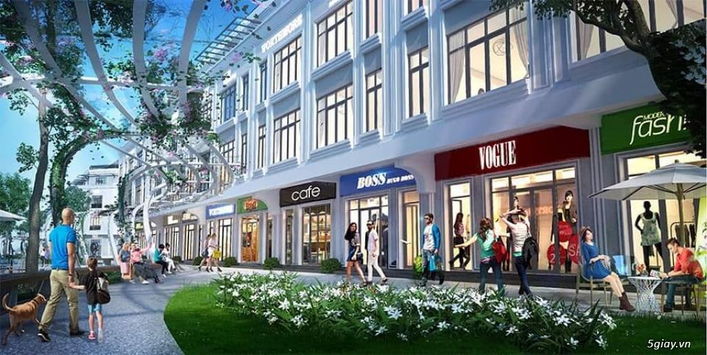 Mặt bằng Shophouse Q7 Boulevard  khu Phú Mỹ Hưng giảm ngay 6% tổng giá