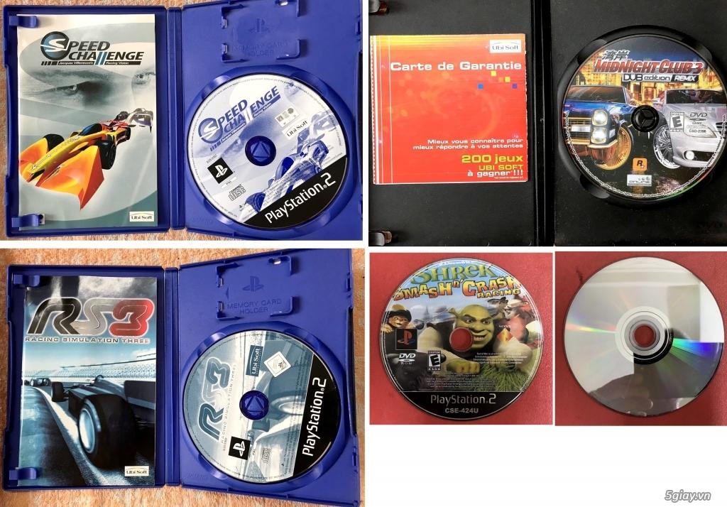 Cần bán : Linh kiện, phụ kiện, băng dĩa máy Game cập nhật thường xuyên - 11