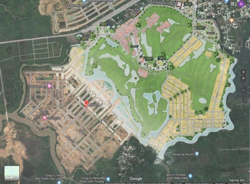 Đất nền, Biệt thự Biên Hòa NewCity  sân Gôn liền kề Vinhomes cấp sổ đỏ - 2