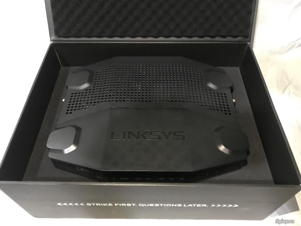 Linksys WRT32X | Bộ phát Router Gaming Wifi AC - 3200Mbps - 4