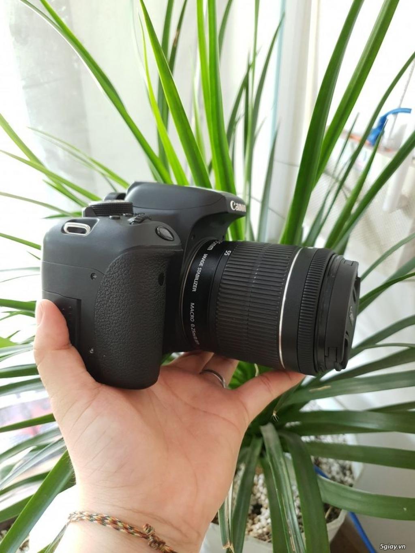 Combo Canon 750D + 18-55 STM - 3