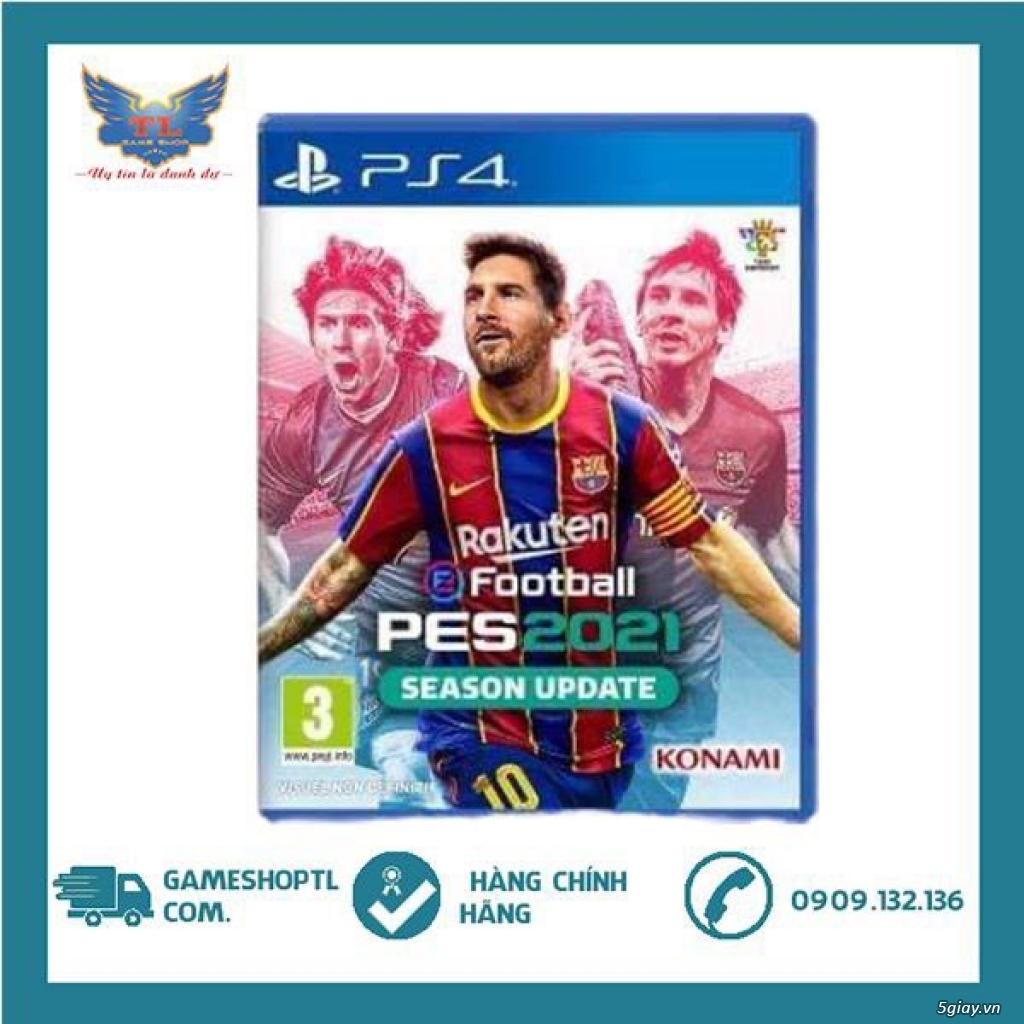 Game PES 2021 cho Playstation 4 - 17