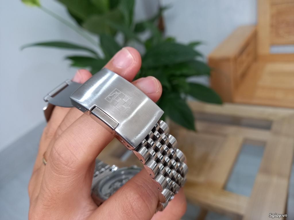 Đồng hồ Vince Camuto Automatic xanh tuyệt đẹp, thời thượng, giá tốt - 10