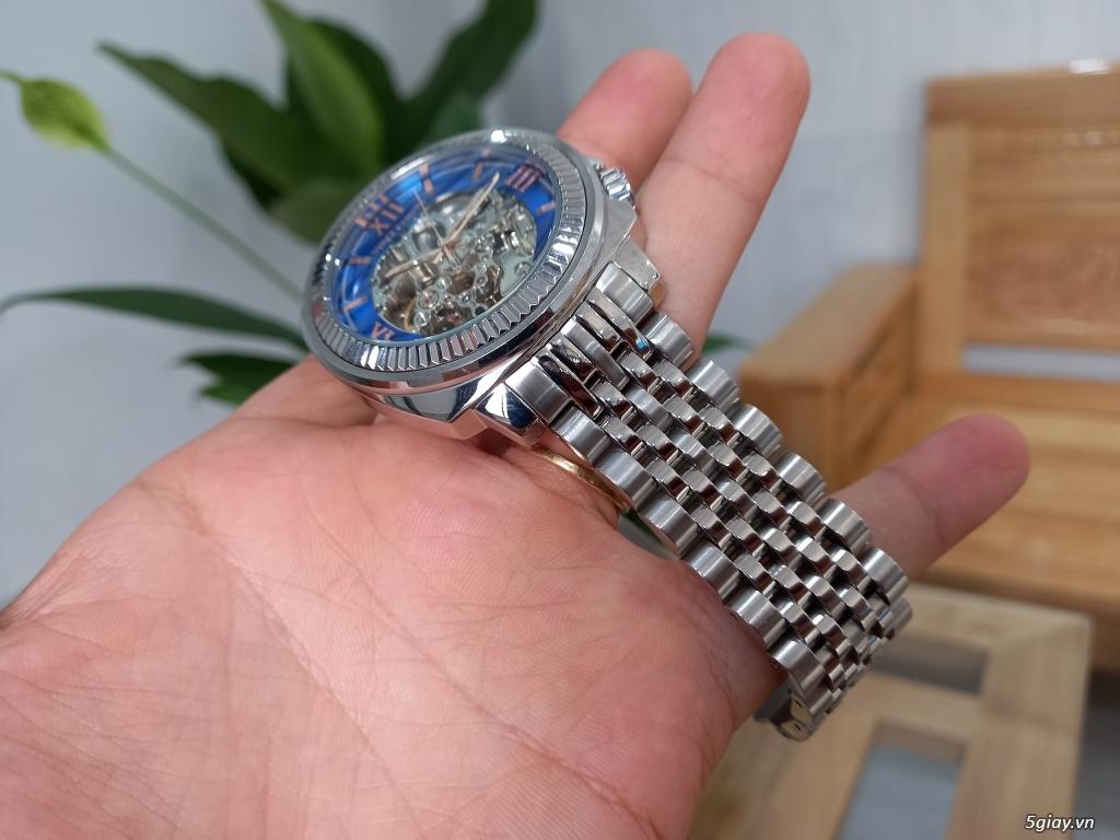 Đồng hồ Vince Camuto Automatic xanh tuyệt đẹp, thời thượng, giá tốt - 7