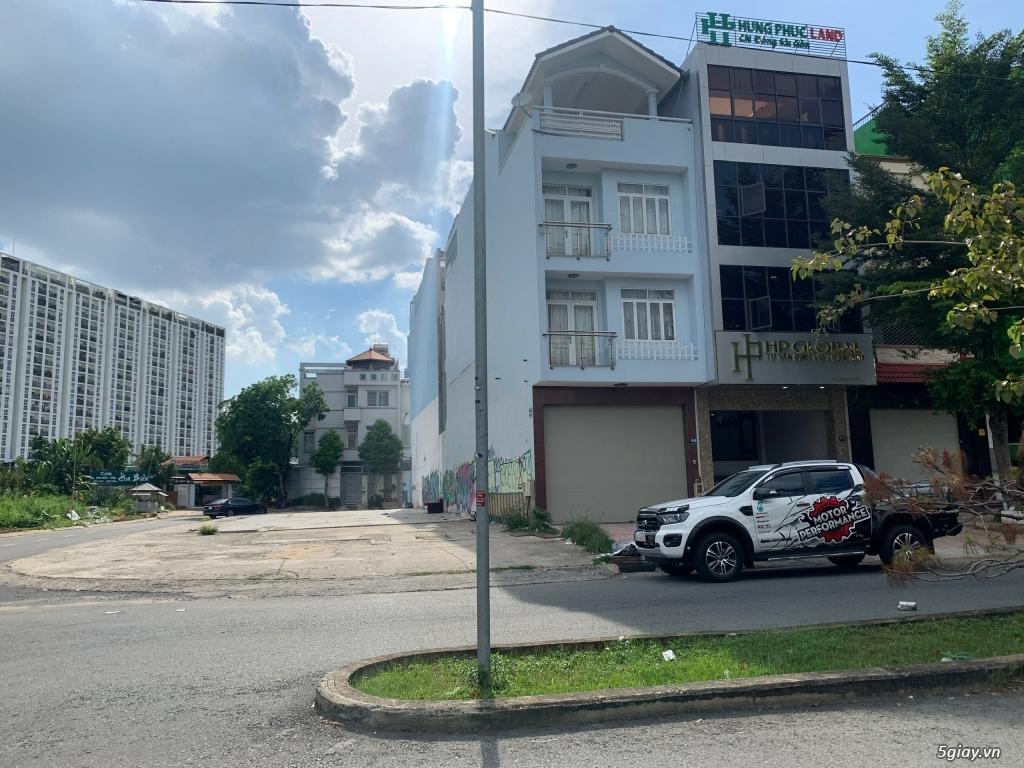Cho thuê MB  góc 02 MT đường Nguyễn Quý Cảnh, Quận 2. 400m2.50tr/tháng