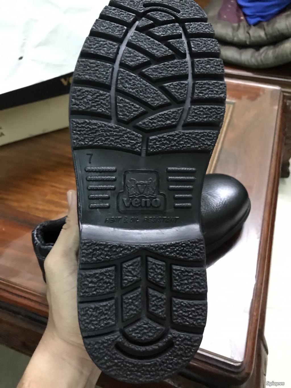 Giày bảo hộ Veno SP237 chính hãng mới 100% - Made in Malaysia - 6