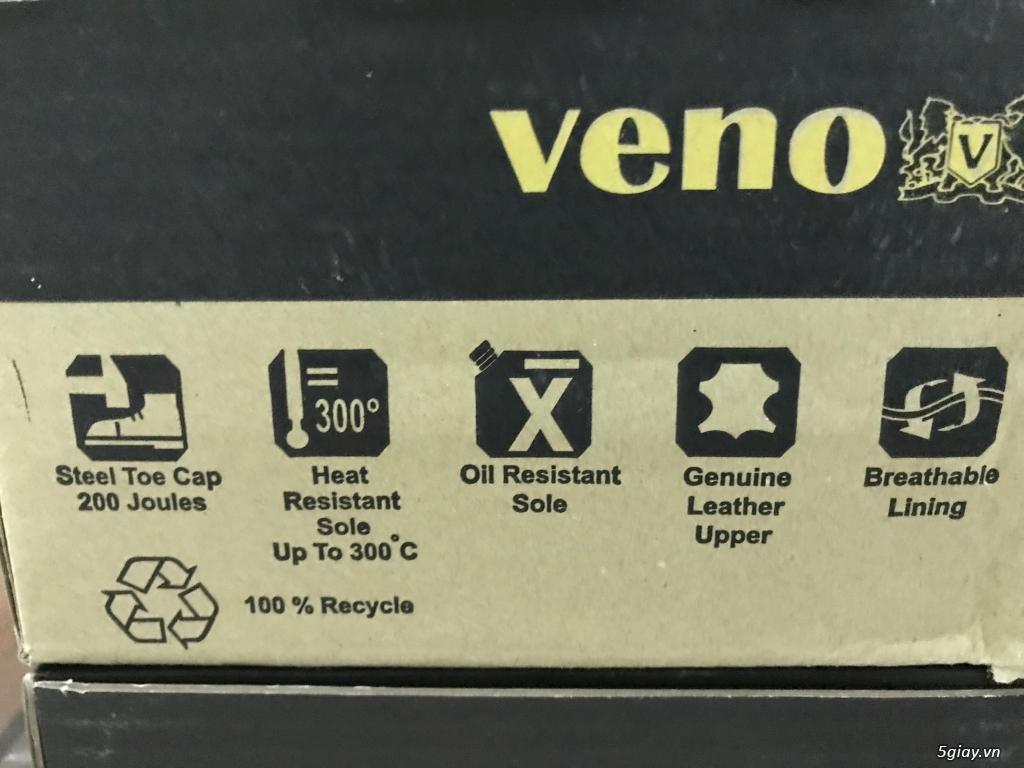 Giày bảo hộ Veno SP237 chính hãng mới 100% - Made in Malaysia - 3