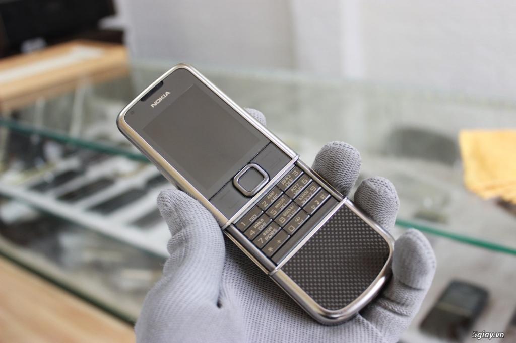 Nokia 8800 carbon zin. Chính hãng - 2