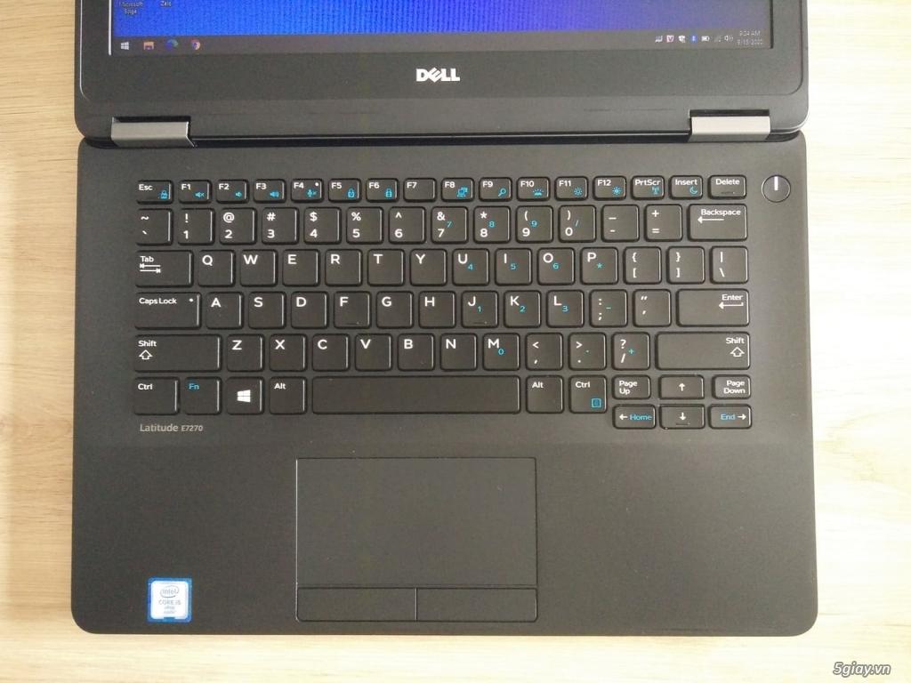 Dell latitude e7270 12.5 inch siêu bền giá tốt - 1