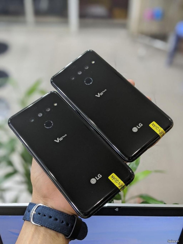 LG V50 ThinQ 5G ram 6/128gb máy nguyên zin áp suất đẹp 99% giá rẻ nhất - 3