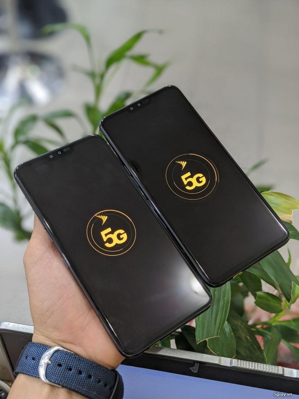 LG V50 ThinQ 5G ram 6/128gb máy nguyên zin áp suất đẹp 99% giá rẻ nhất