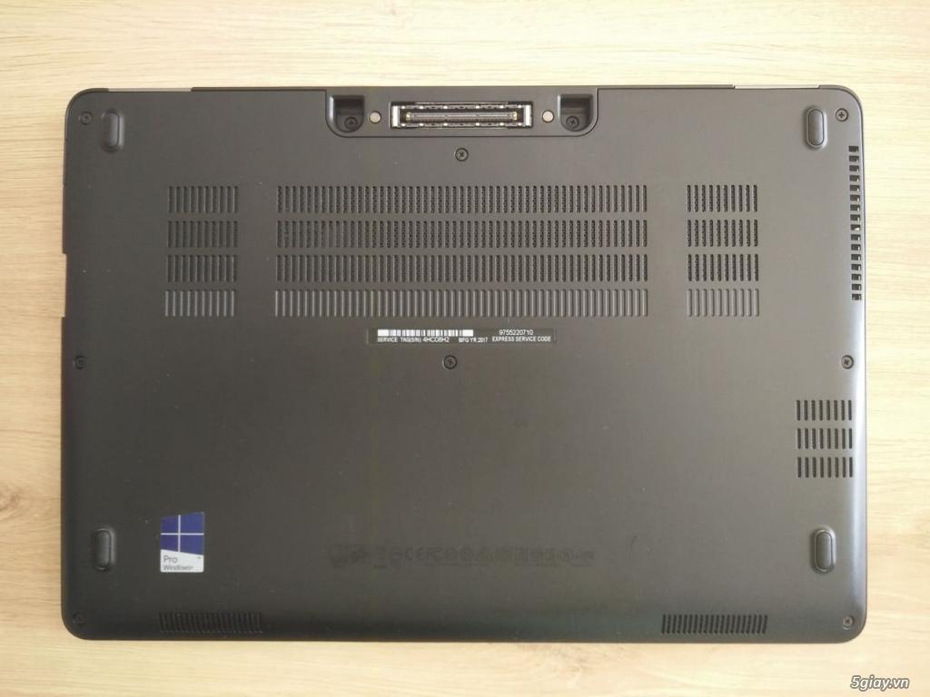 Dell latitude e7270 12.5 inch siêu bền giá tốt - 4