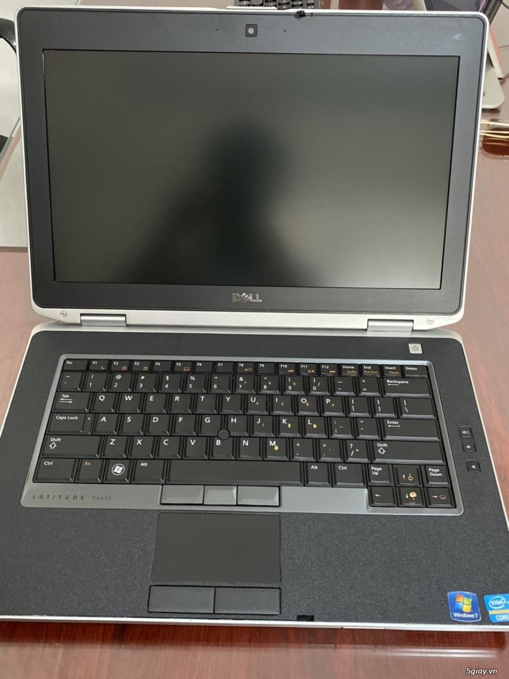 Dell Latitude E6430/ i5 3340/ Ram 8G/ SSD 256G Nguyên tem hãng