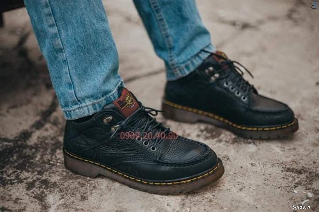 Giày Dr Martens 5989 Black - 1
