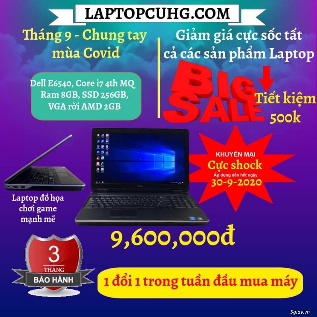 DELL LATITUDE E6540 /I74800MQ/SSD256GB/RAM8GB/VGA rời