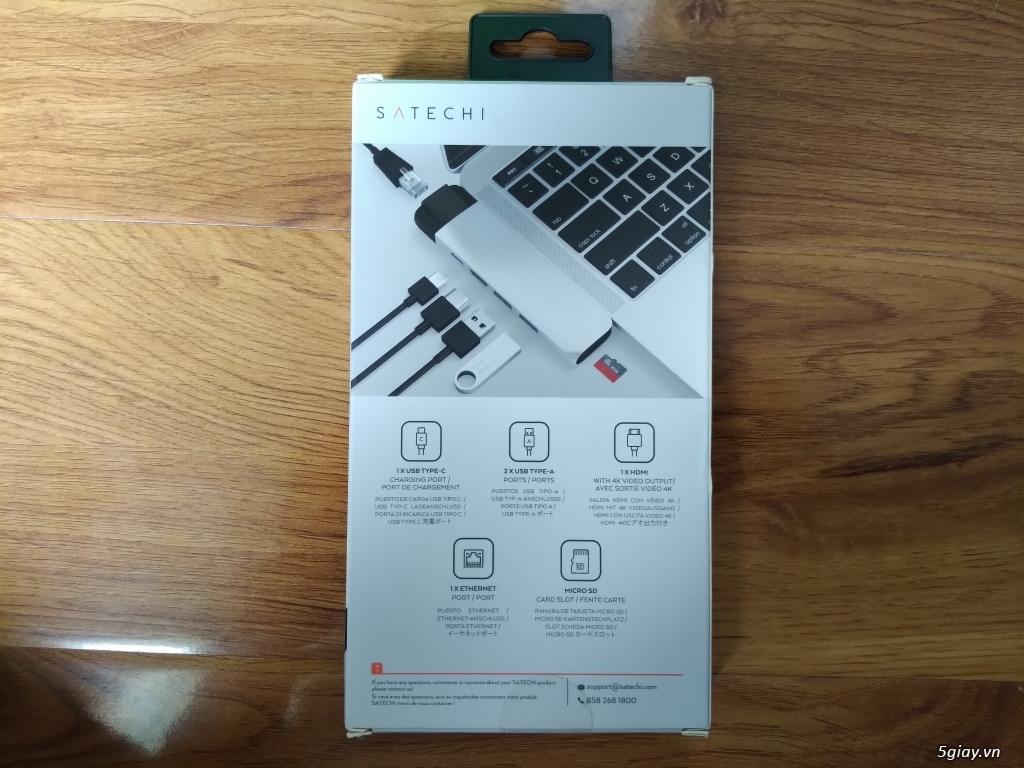SATACHI USB-C PRO HUB - 1