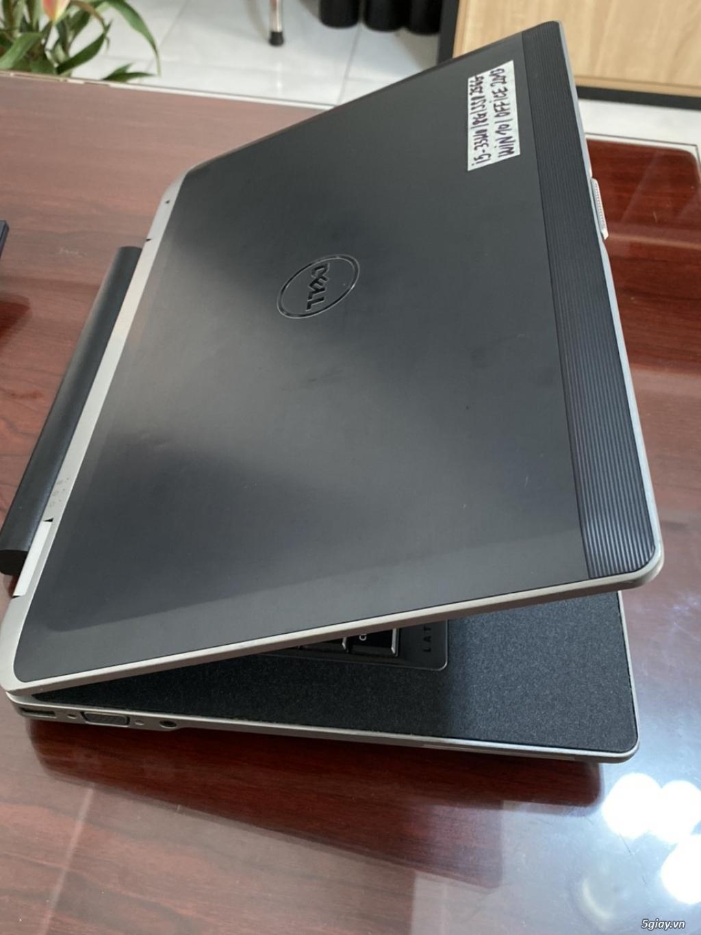 Dell Latitude E6430/ i5 3340/ Ram 8G/ SSD 256G Nguyên tem hãng - 3