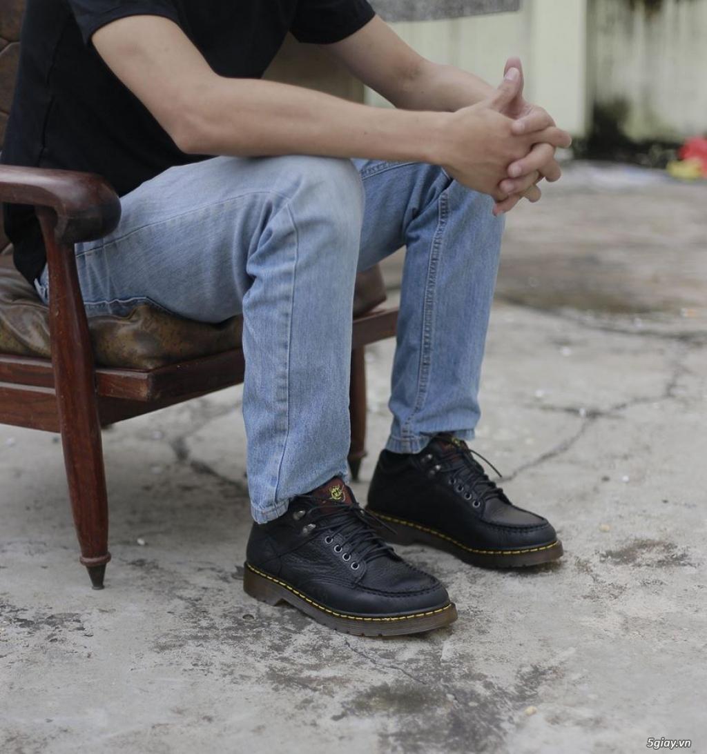 Giày Dr Martens 5989 Black - 2