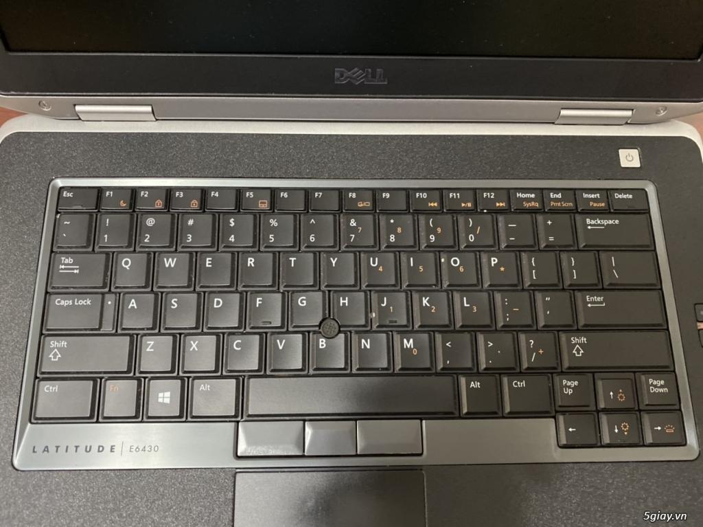 Dell Latitude E6430/ i5 3340/ Ram 8G/ SSD 256G Nguyên tem hãng - 8