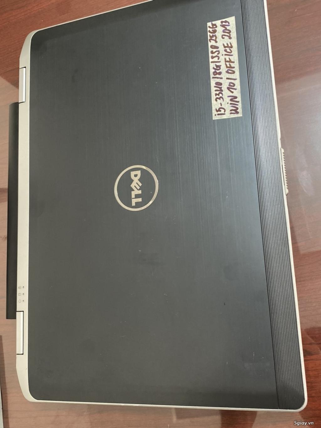 Dell Latitude E6430/ i5 3340/ Ram 8G/ SSD 256G Nguyên tem hãng - 2