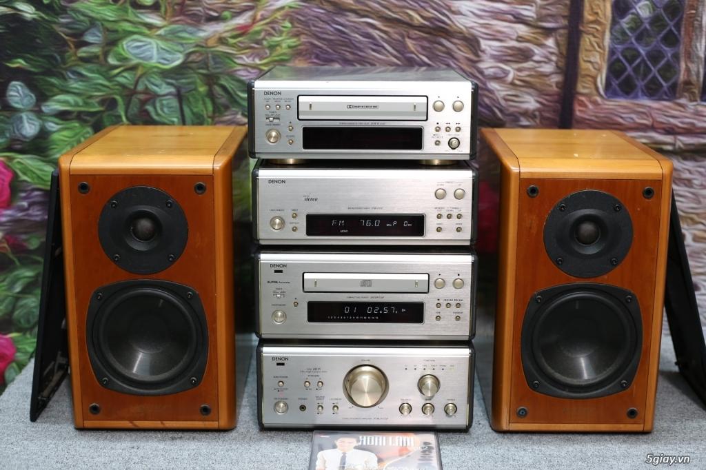 Đầu máy nghe nhạc MINI Nhật đủ các hiệu: Denon, Onkyo, Pioneer, Sony, Sansui, Kenwood - 1