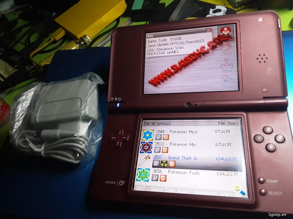 băng máy game 4 nút NES SNES SAGA -wii- PS2 250G  có 2 tay cầm loại 1.wii u hack full 32G - 23