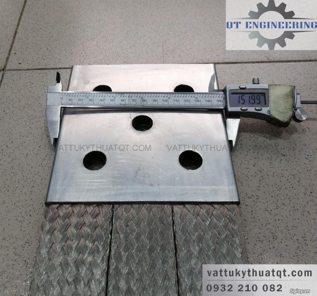 Thanh đồng bện cho máy hàn lồng, Thanh đồng mềm nối cực máy hàn lồng - 2