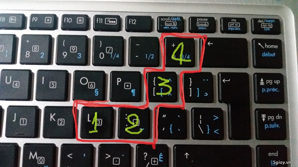 Laptop HP Folio 9470m (Core I5) - End 22h59 ngày 21/09/2020 - 1