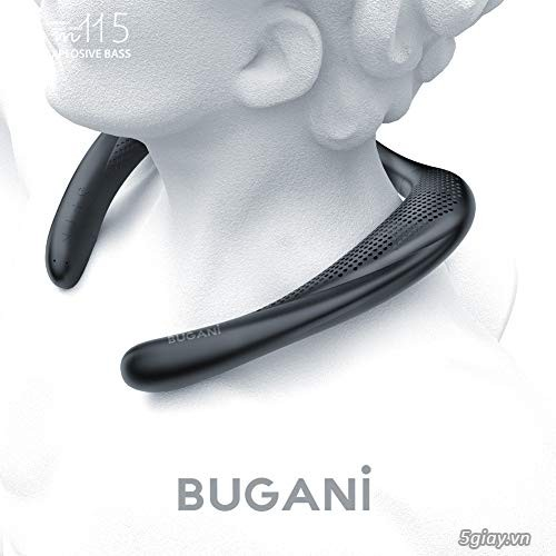 Loa đeo cổ BUGANI, Loa Bluetooth, Loa đeo không dây - 3