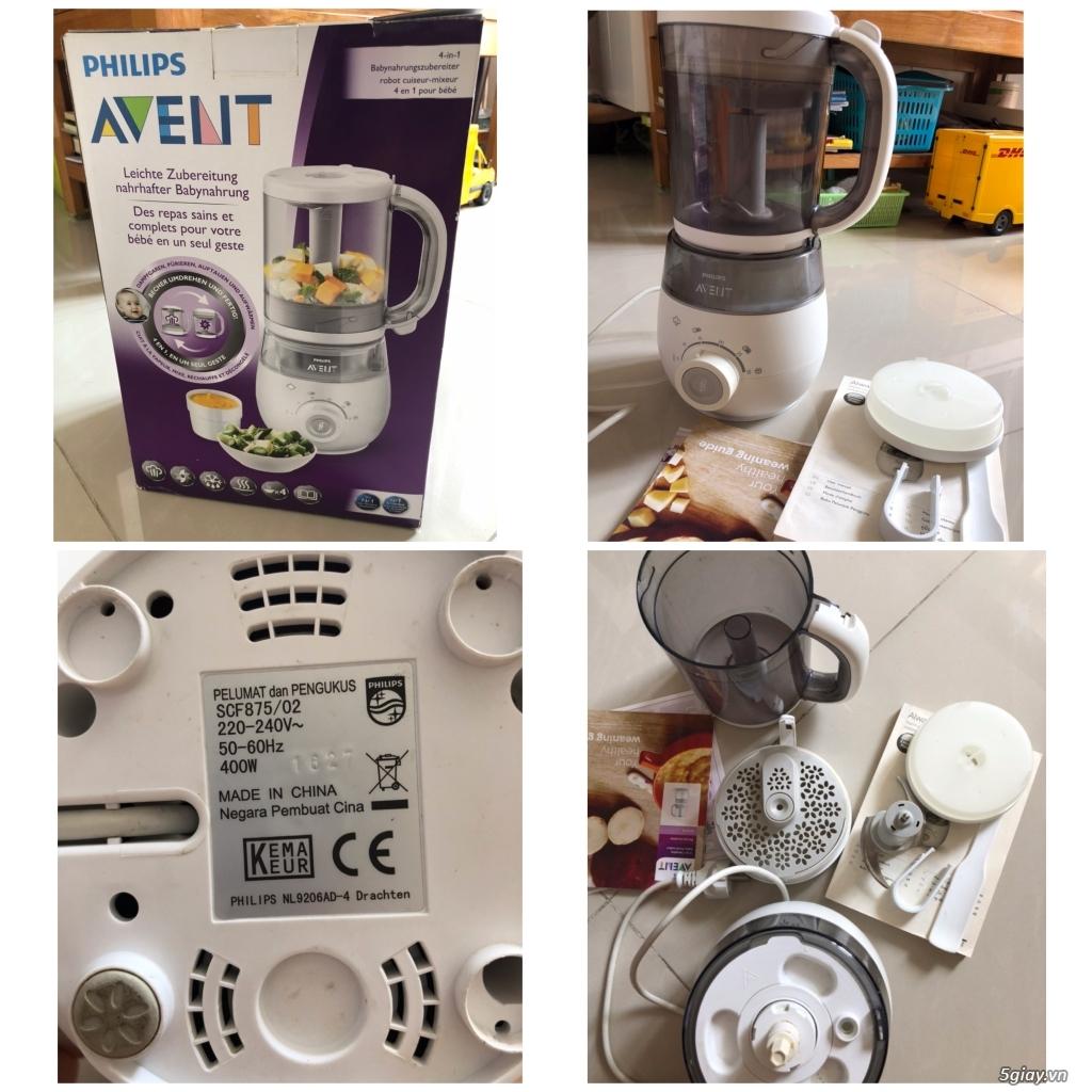 Cần bán máy xay& hấp thức ăn Philips Avent SCF875/02