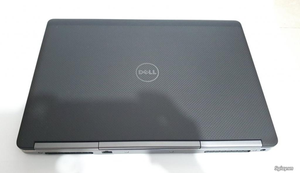 Dell Precision 7520 core I7 7700HQ Ram DDR4 16G SSD 512G Quadro M2200