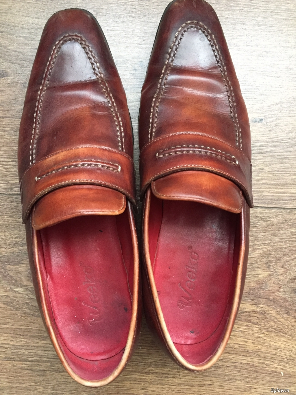[HCM] Thanh lý giày công sở 2nd hand SIZE 41 -42 - 2