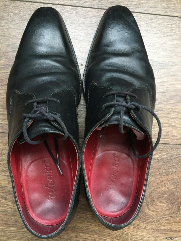[HCM] Thanh lý giày công sở 2nd hand SIZE 41 -42 - 1
