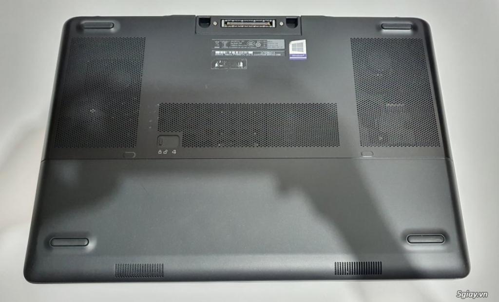 Dell Precision 7520 core I7 7700HQ Ram DDR4 16G SSD 512G Quadro M2200 - 6