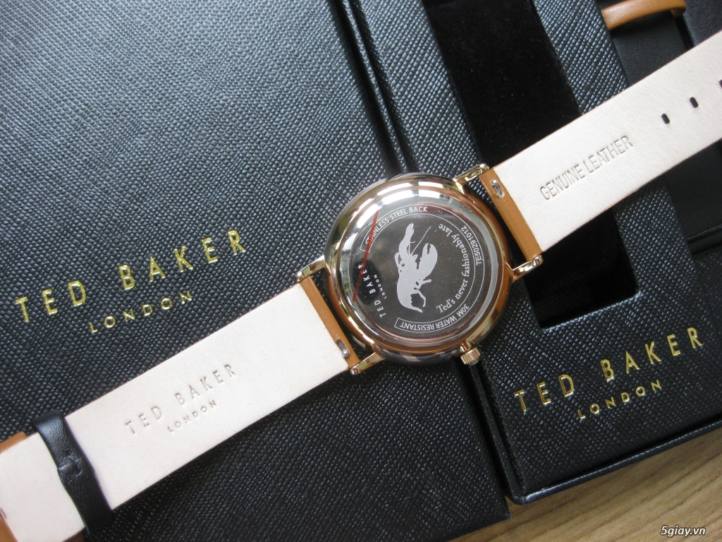 [Watch] TED BAKER from Enghland / End 22h59 23/09/2020. - 4