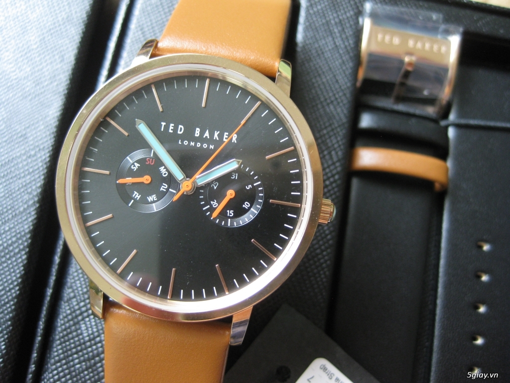 [Watch] TED BAKER from Enghland / End 22h59 23/09/2020. - 5