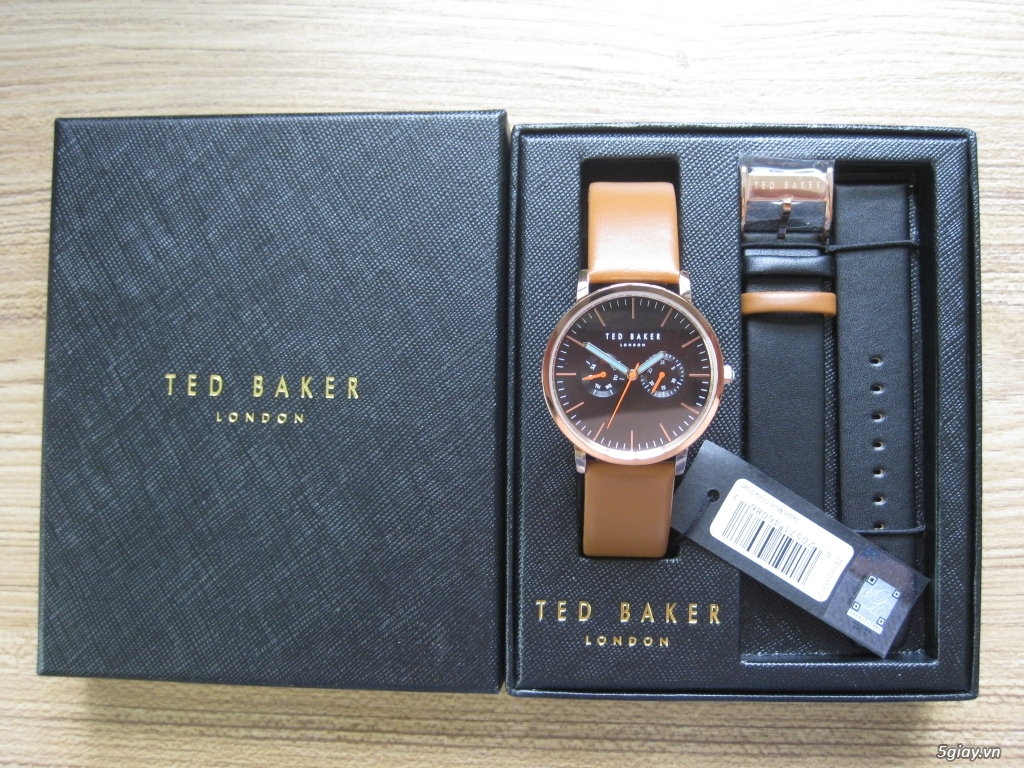 [Watch] TED BAKER from Enghland / End 22h59 23/09/2020. - 1