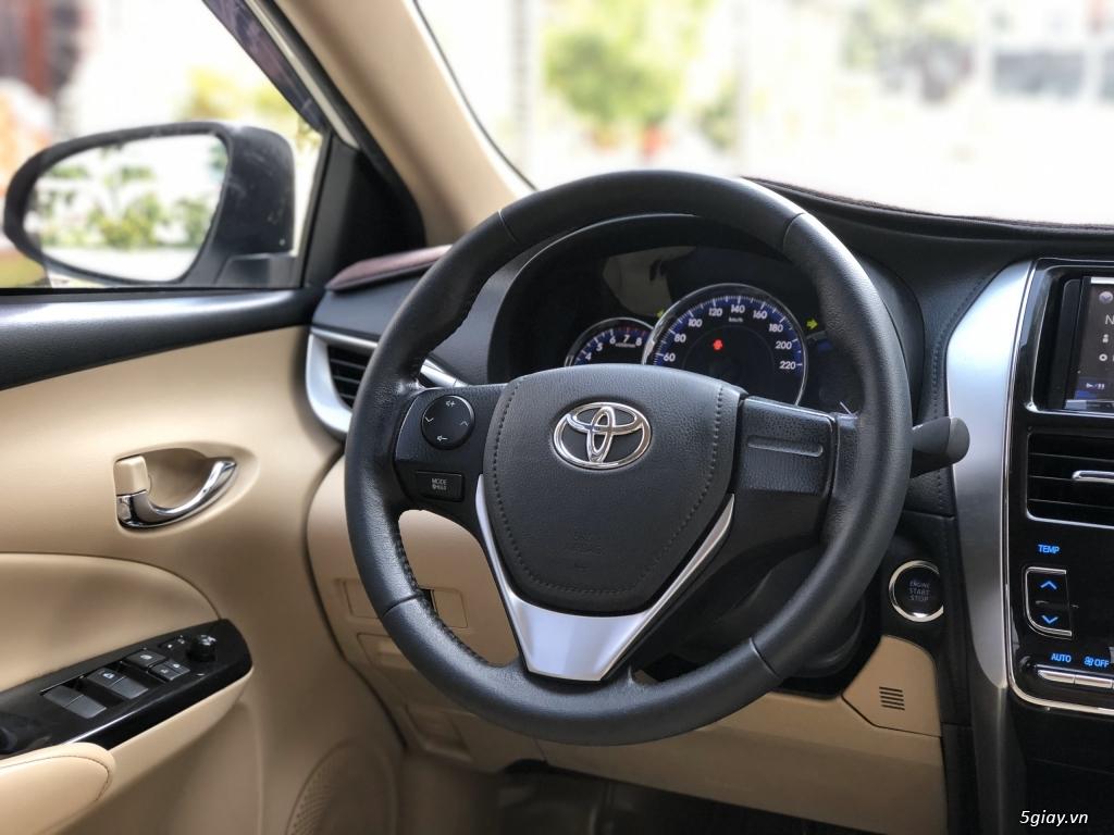 Toyota Vios G Cao Cấp SX 2018, ĐK 2019 đẹp như mới - 7