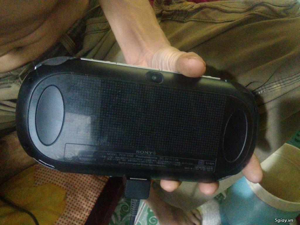 cần bán máy playstation vita 2nd như mới, có clip test - 2