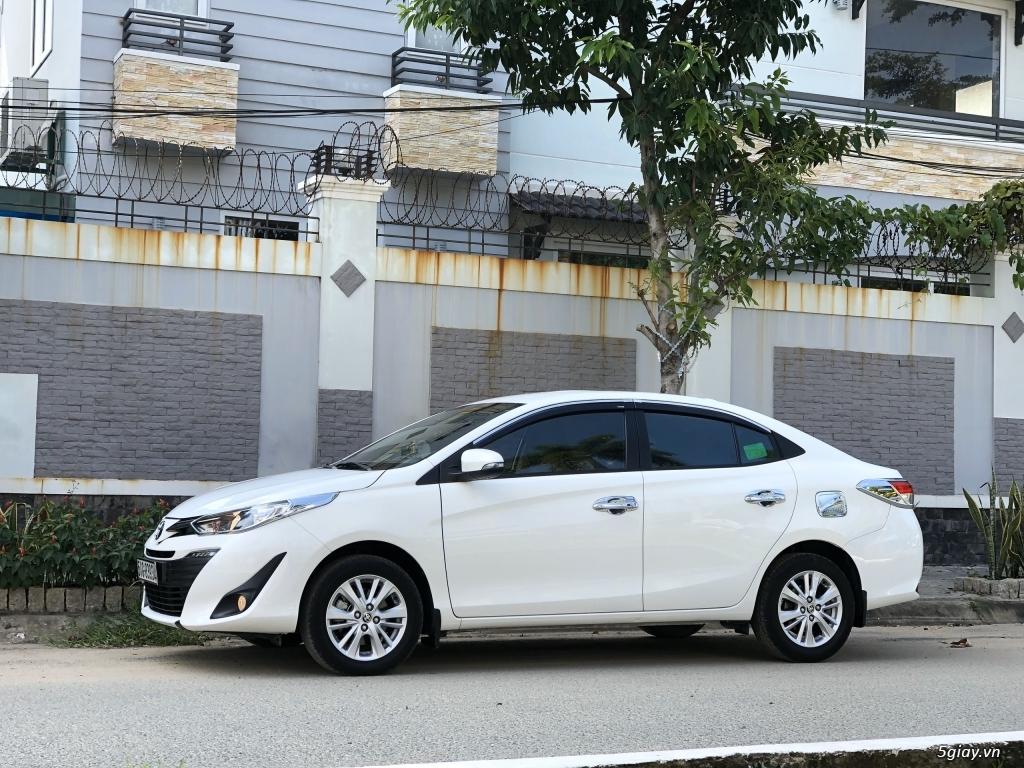 Toyota Vios G Cao Cấp SX 2018, ĐK 2019 đẹp như mới - 1