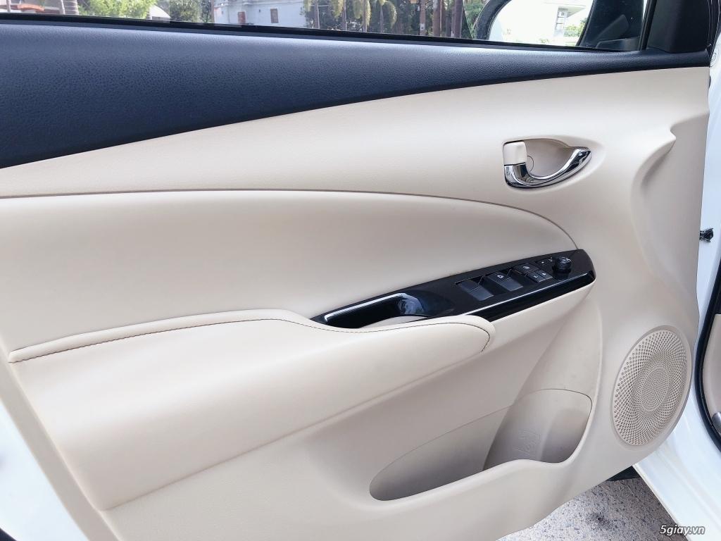 Toyota Vios G Cao Cấp SX 2018, ĐK 2019 đẹp như mới - 4