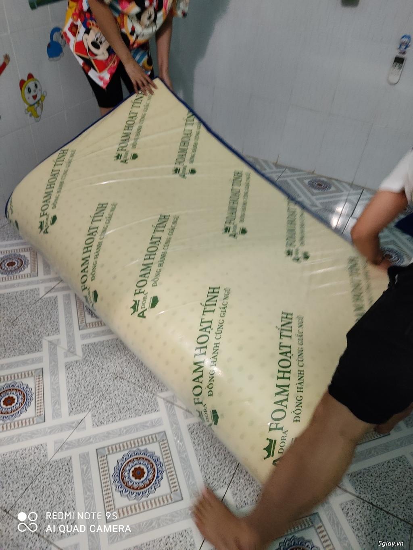 nệm cao su foam Adora hoạt tính giá rẻ cùng quà - 2