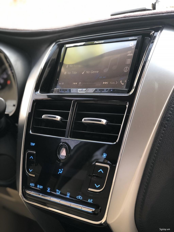 Toyota Vios G Cao Cấp SX 2018, ĐK 2019 đẹp như mới - 6