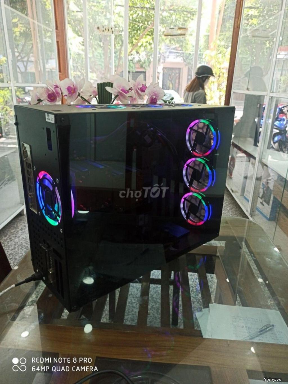 PC 12X24LUỒNG VGA 4G BH 36 THÁNG NOX ĐỒ HỌA RENDER