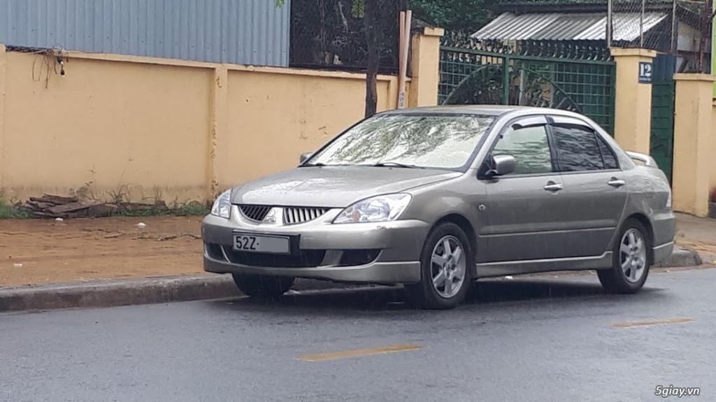 Cần bán xe Mitsubishi Lancer 2.0 đời 2005 - 1